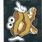 2010 Montgomery Biscuts Pocket Schedule Tampa Bay Rays