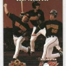 2007 Rochester Red Wings Minnesota Twins AAA Pocket Schedule