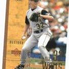 2002 Upper Deck Ballpark Idols Kip Wells Gold RARE #D/ 100