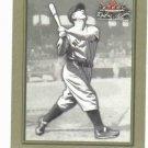 2002 Fleer Fall Classics Lou Gehrig New York Yankees