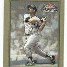 2002 Fleer Fall Classics Thurman Munson New York Yankees