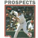 2004 Topps Traded Kevin Youkilis Rookie Boston Red Sox