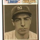 1989 Kenner Starting Lineup Joe Dimaggio New York Yankees