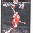 2008 Topps McDonalds All American William Buford Ohio State Buckeyes Basketball Rookie