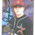 2002 Bowmans Best Doug Sessions Autograph Rookie Houston Astros