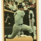 1985 Circle K Topps Home Run Kings Mickey Mantle New York Yankees Oddball