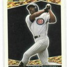 1993 Topps Black Gold Andre Dawson Chicago Cubs