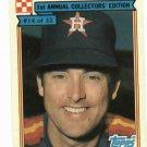 1984 Topps Ralston Purina Nolan Ryan Oddball Houston Astros