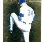 1993 Spectrum Gold Nolan Ryan Promotional  23K Gold Baseball Card Oddball