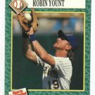Sports Illustrated Robin Yount Baseball Card Milwaukee Brewers
