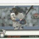 2002 Fleer Fall Classics Series Of Champions Joe Carter Toronto Blue Jays
