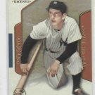 2003 Fleer Flair Greats Billy Martin New York Yankees Baseball Card