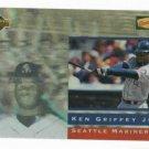 1995 Dennys Upper Deck Ken Griffey Jr. Seattle Mariners Reds