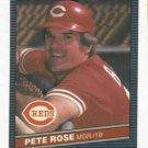 1986 Donruss Pete Rose Cincinnaati Reds