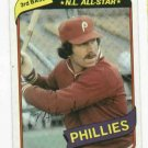 1980 Topps Mike Schmidt Philidelphia Phillies
