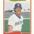 1985 Fleer Limited Edition Robin Yount Milwaukee Brewers Oddball