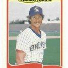 1985 Fleer Limited Edition Robin Yount Milwaukee Brewers Oddball
