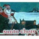 2002 Press Pass Santa Claus Card Oddball