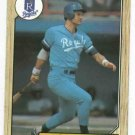 1987 O Pee Chee George Brett Kansas City Royals