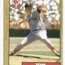 1987 O Pee Chee Tom Seaver Boston Red Sox