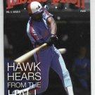 8-10 - 8-15 Washington Nationals Inside Pitch Magazine Andre Dawson Hall Of Fame Cover Strasburg