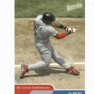 2004 Topps Bazooka Albert Pujols St. Louis Cardinals