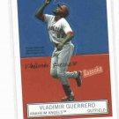 2004 Bazooka Stand Up Vladimir Guerrero Angels Texas Rangers