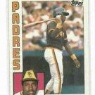 1984 Topps Tony Gwynn San Diego Padres 2nd Year