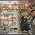 2010 Fresno Grizzlies Magnet Schedule