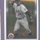 2010 Bowman Chrome Jefry Marte New York Mets Rookie Card