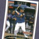2006 Topps National Baseball Card Day David Wright New York Mets Oddball