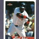 2007 Fleer David Ortiz Boston Red Sox