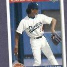 1992 Upper Deck Pedro Martinez Rookie Los Angeles Dodgers