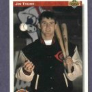 1992 Upper Deck Jim Thome Rookie Cleveland Indians