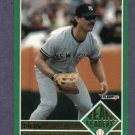 1992 Fleer Team Leaders Don Mattingly New York Yankees