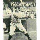 1983 Baseball Card News Lou Gehrig New York Yankees Oddball