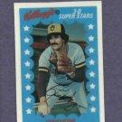 1982 Kelloggs 3D Superstars Rollie Fingers Milwaukee Brewers
