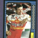 1991 Maxx Mark Martin Racing Card Folgers # 6