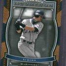 2004 Upper Deck Etchings Ichiro Suzuki Seattle Mariners
