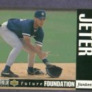 1994 Upper Deck Collectors Choice Future Foundation Derek Jeter New York Yankees