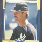 1988 Fleer Baseball MVP Don Mattingly New York Yankees Oddball