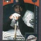 1999 Pacific 3000th Hit Tony Gwynn San Diego Padres #D /3000