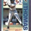 1992 Fleer The Performer Series Frank Thomas White Sox Citgo 7-11 Oddball