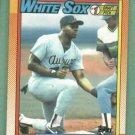 1990 Topps Frank Thomas Chicago White Sox Rookie