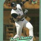 2005 Fleer Ultra Gold Medallion Frank Thomas Chicago White Sox