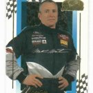 2001 Press Pass Premium Mark Martin Nascar