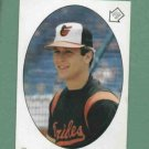 1986 Topps Baseball Star Sticker Cal Ripken Jr. Baltimore Orioles