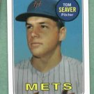 2011 Topps 60 Years Of Topps Tom Seaver New York Mets Insert