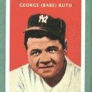2011 Topps Babe Ruth 1932 US Carmel Reprint CMGR-2 New York Yankees Insert
