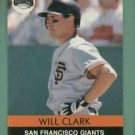 1991 Playball USA Will Clark San Francisco Giants Oddball
